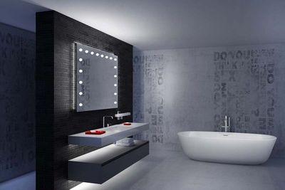 UNICA MIRRORS DESIGN - Miroir de salle de bains-UNICA MIRRORS DESIGN