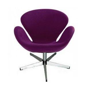 Mathi Design - Chaise pivotante-Mathi Design-Chaise Trefle