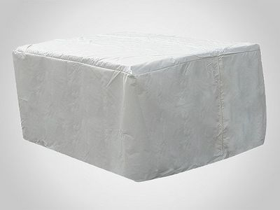 BELIANI - Housse de protection mobilier de jardin-BELIANI-260x120x90 cm