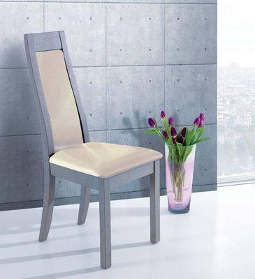 Ateliers De Langres - Chaise-Ateliers De Langres-CERAM - chaise skai