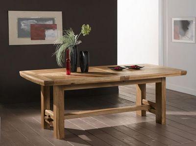 Ateliers De Langres - Table de repas rectangulaire-Ateliers De Langres-QUEBEC