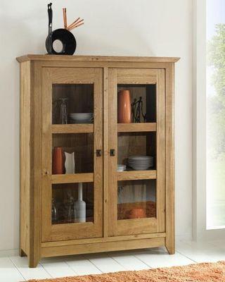 Ateliers De Langres - Armoire vitrine-Ateliers De Langres-USHUAIA