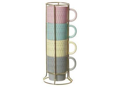Present Time - Tasse à café-Present Time-Sélection déco cosy et chaleureuse