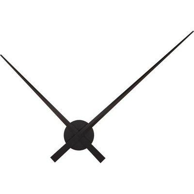 Karlsson Clocks - Horloge murale-Karlsson Clocks-Horloge aiguilles Big Time 76cm Noir