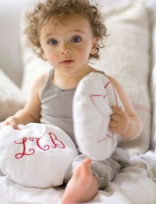 LES TOILES BLANCHES - Coussin enfant-LES TOILES BLANCHES-Firmin