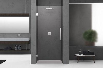 Novellini - Porte de douche sur mesure-Novellini-D-SIGN