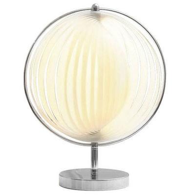 KOKOON DESIGN - Lampe à poser-KOKOON DESIGN-Lampe de bureau design Nina Small Blanc