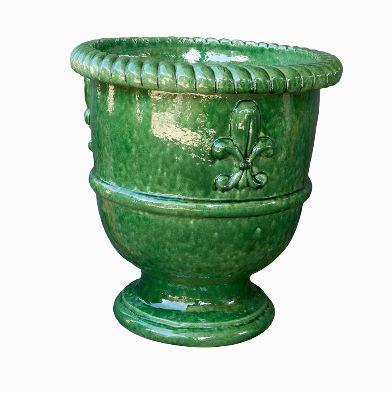 TERRES D'ALBINE - Pot de jardin-TERRES D'ALBINE