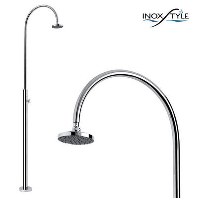 INOXSTYLE - Douche d'extérieur-INOXSTYLE-Aria Cylinder