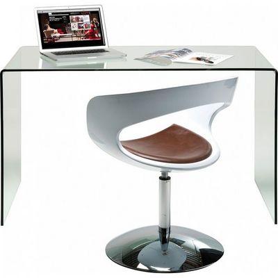 Kare Design - Bureau-Kare Design-Bureau en verre Clear Club Office