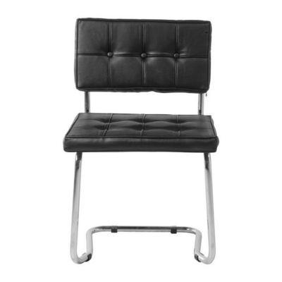 Kare Design - Chaise-Kare Design-Chaise design Swinger noire