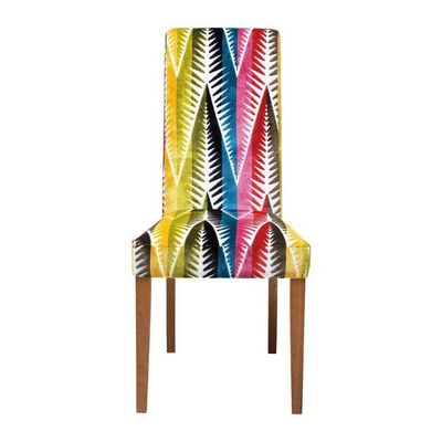 Kare Design - Chaise-Kare Design-Chaise Econo Slim Palm Leaf