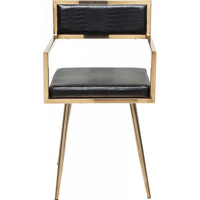 Kare Design - Chaise-Kare Design-Chaise avec accoudoirs Jazz