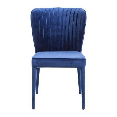 Kare Design - Chaise-Kare Design-Chaise Cosmos bleue