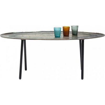 Kare Design - Table basse forme originale-Kare Design-Table basse ovale El Camino