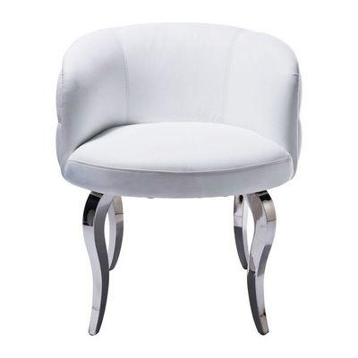 Kare Design - Fauteuil-Kare Design-Fauteuil Design Emporio blanc