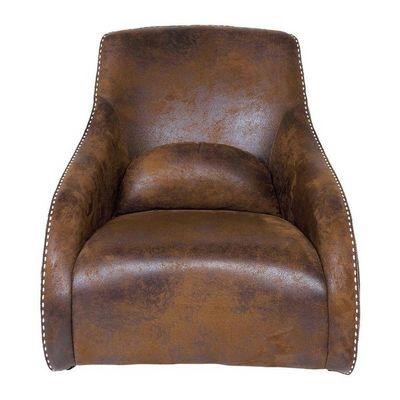 Kare Design - Fauteuil-Kare Design-Fauteuil à bascule Rocking Chair Swing Ritmo Vinta