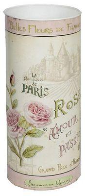 Antic Line Creations - Porte-parapluies-Antic Line Creations-Porte parapluies rétro Château des Roses