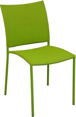 PROLOISIRS - Fauteuil de jardin-PROLOISIRS-Chaise de jardin design Bonbon (Lot de 6)
