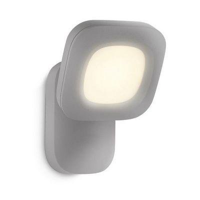Philips - Applique d'extérieur-Philips-LED orientable extérieur Cloud IP44 H18 cm