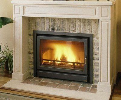 Bodart & Gonay - Cheminée à foyer fermé-Bodart & Gonay-IN FIRE   743