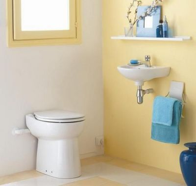 SFA - WC broyeur-SFA-Sanicompact 43