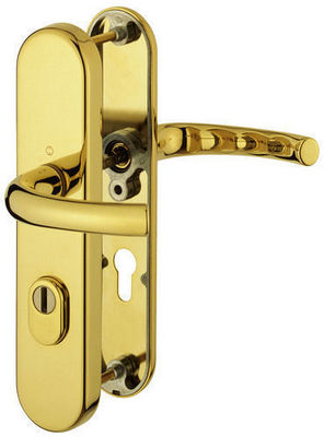 Door Shop - Poign�e de porte (ensemble)-Door Shop-T�ky� - marque HOPPE