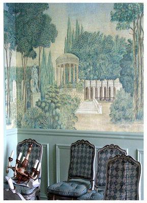 Iksel - Papier peint panoramique-Iksel-BAGATELLE
