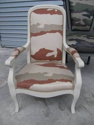 Englers - Fauteuil Enfant-Englers-Voltaire Camouflage