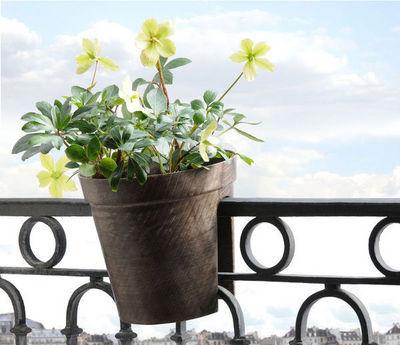 AZ&MUT - Pot de fleur-AZ&MUT-Pot Cavalier