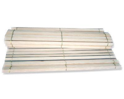 Decoshop - Clayette-Decoshop-Bois, compatible avec le lit de camp pour forains