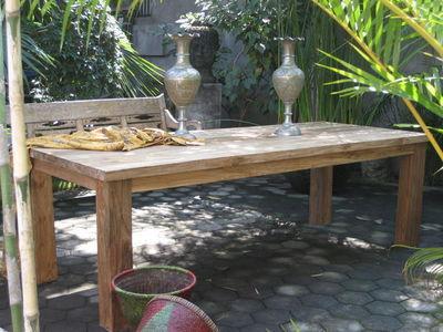 YOGJA DECO - Table de repas rectangulaire-YOGJA DECO-Sensation