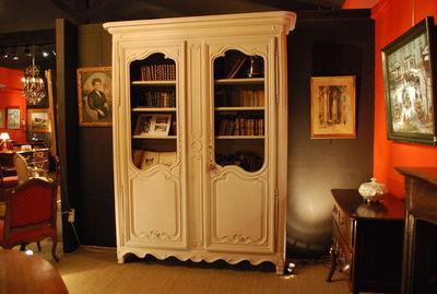 Antiquités Passion - Bibliothèque-Antiquités Passion