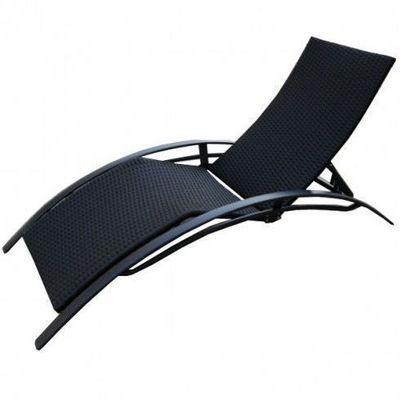 LE RÊVE CHEZ VOUS - Bain de soleil-LE RÊVE CHEZ VOUS-Chaise longue, bain de soleil aluminium en résine