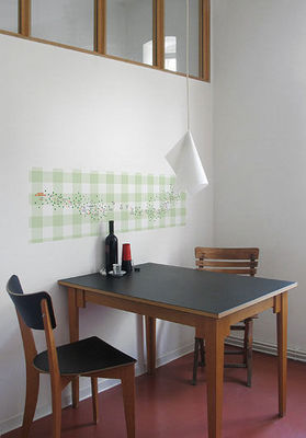 Walldesign - Papier peint-Walldesign-Map Camino de Santiago