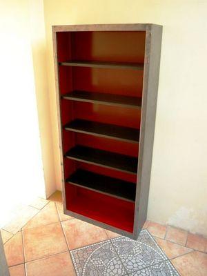L'atelier tout metal - Bibliothèque modulable-L'atelier tout metal-Industrielle