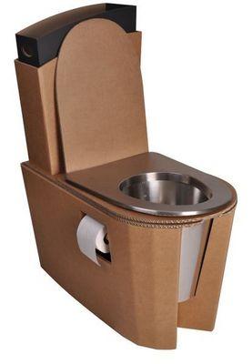 ECO-TRÔNE - Toilette sèche-ECO-TRÔNE