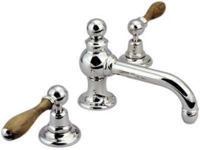 Volevatch - Mélangeur lavabo 3 trous-Volevatch-Mélangeur lyre