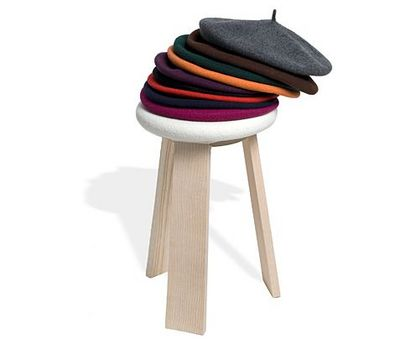 Design Pyrenees Editions - Tabouret-Design Pyrenees Editions-Le Tab�ret