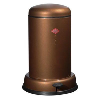 Wesco - Poubelle de cuisine-Wesco-Baseboy 15L chocolat