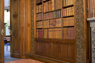 The Original Book Works - Parure de porte-The Original Book Works-faux livres