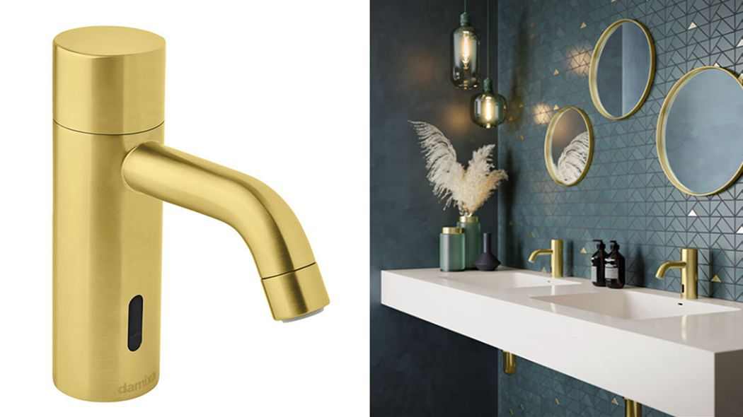 Damixa Basin mixer Taps Bathroom Accessories and Fixtures  |