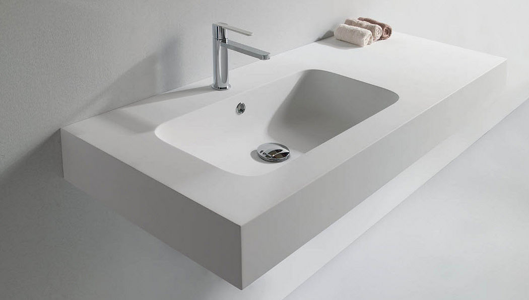 EURO BAGNO Washbasin counter Sinks and handbasins Bathroom Accessories and Fixtures  |