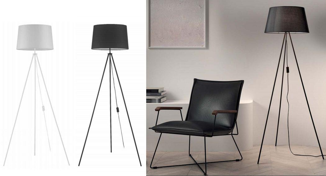 MDC Trivet floor lamp Lamp-holders Lighting : Indoor  |