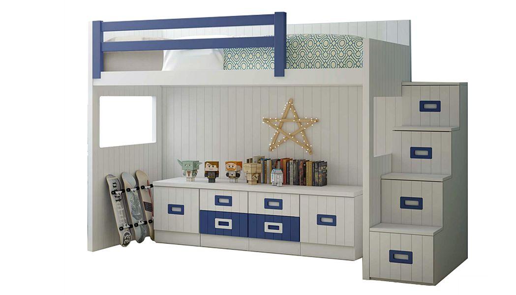 DLP Mobiliario Mezzanine bed Foldaway beds Furniture Beds  |