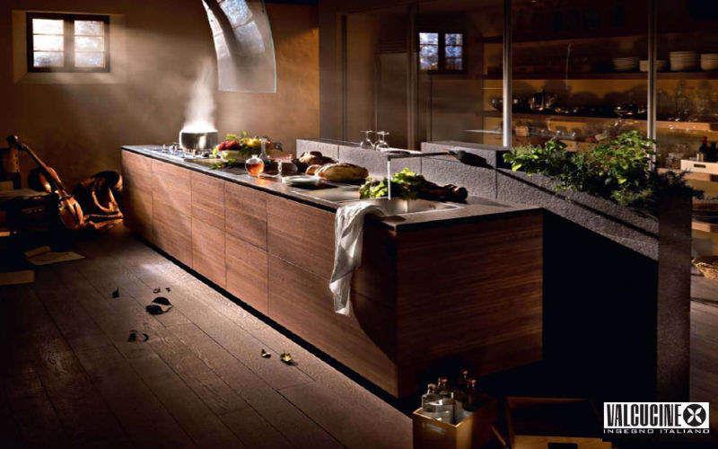 VALCUCINE Modern Kitchen Fitted kitchens Kitchen Equipment Kitchen   Design Contemporary