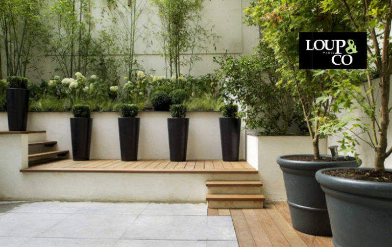 LOUP & CO    Balcony-Terrace | Design Contemporary