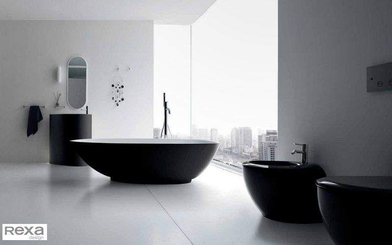Rexa Design Freestanding bathtub Bathtubs Bathroom Accessories and Fixtures Bathroom |