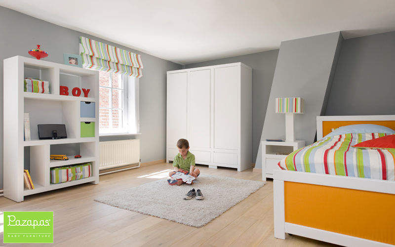 Pazapas Children's bedroom 4-10 years Children's beddrooms Children's corner Kid's room | Design Contemporary