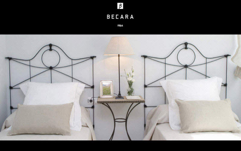 BECARA Single bed Single beds Furniture Beds Bedroom | Classic